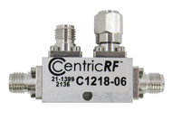 C1218-06 SMA/Female's 12-18 Ghz 6 dB Coupler Centric RF