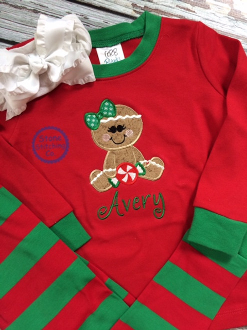 d0fa4d51bb Personalized Christmas Pajamas