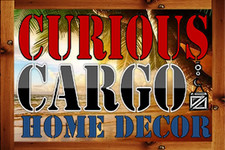 Curious Cargo Home Decor