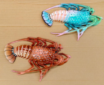 """10""""Florida Lobster Wall Plaque - Set of 2"""