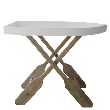 ACCENT BOAT TABLE