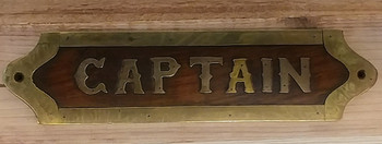 Captain Plaque