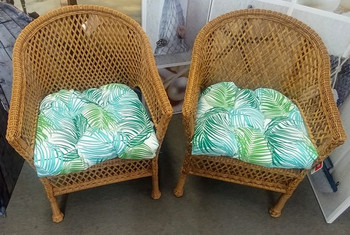 Setra Spring Chair Cushion - Set of 2