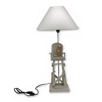 """27-1/4"""" LIFEGUARD CHAIR LAMP"""