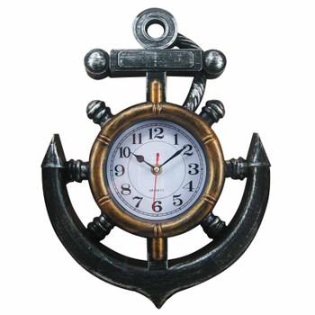 """15"""" ANCHOR WALL CLOCK"""