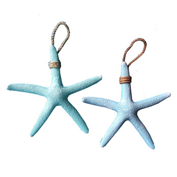 "10"" HANGING STARFISH - EACH"