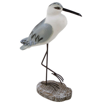 "11-1/2"" SEA BIRD ON STAND"
