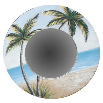 Palm Tree Mirror