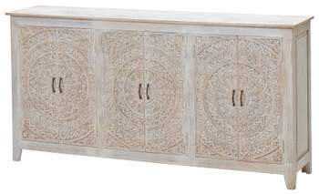 Carved Lace 6 Door