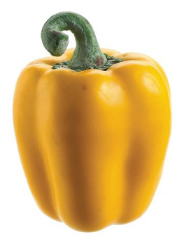 """3.5""""WEIGHTED BELL PEPPER YE"""