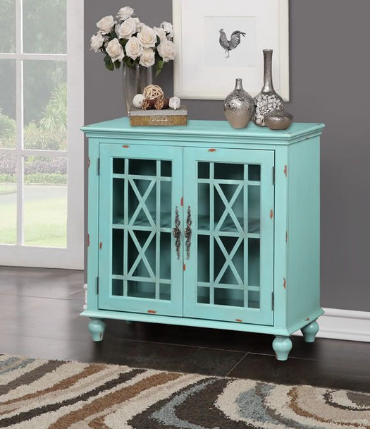 Harper's Branch Turquoise 2Dr
