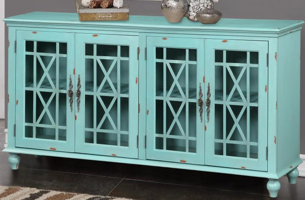 Harper's Branch Turquoise 4Dr-s