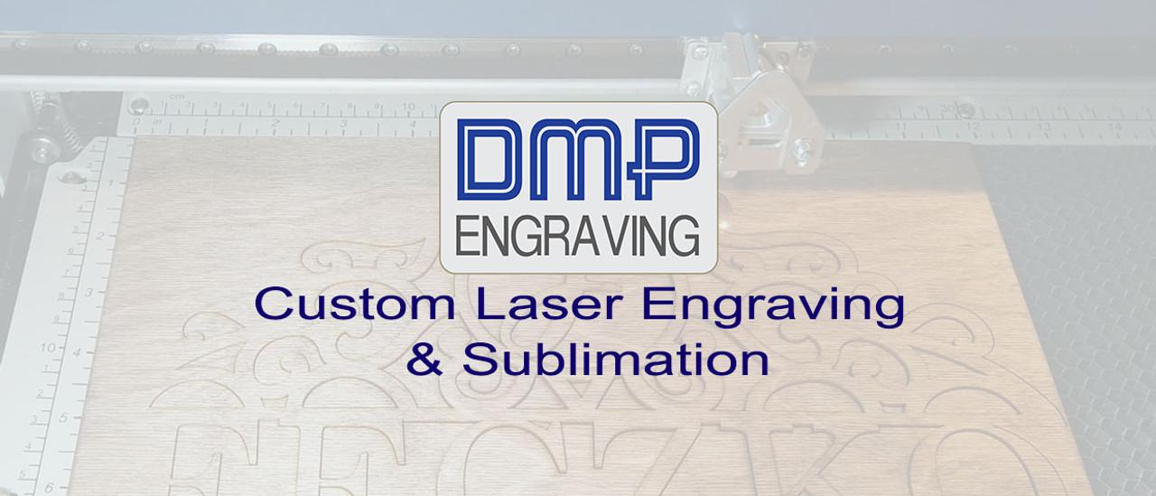 Custom Laser Engraving & Sublimation