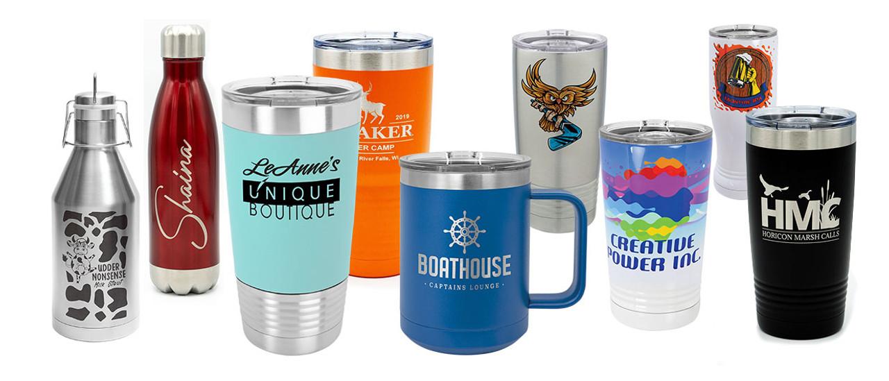 Custom Drinkware