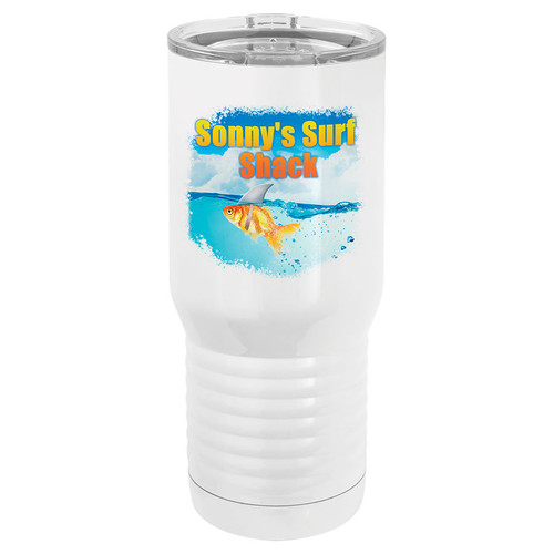 Custom Color 20 oz. Tall Insulated Travel Mug
