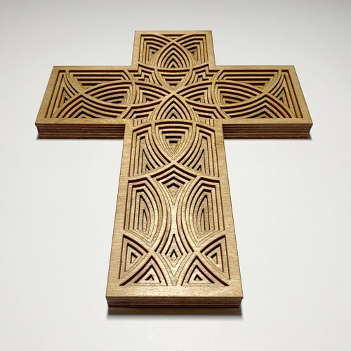 Six Layer Cross