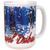 15 oz. White  Ceramic Mug