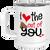 15 oz. Custom Color Thermal Insulated Coffee Mug
