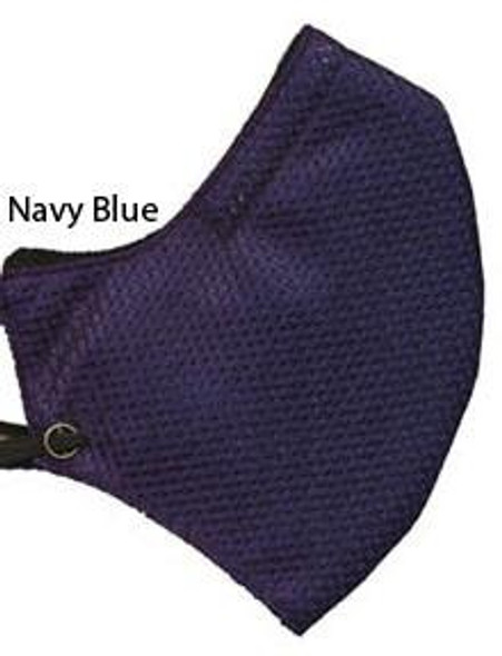 Navy Blue Pollution Mask by I Can Breathe