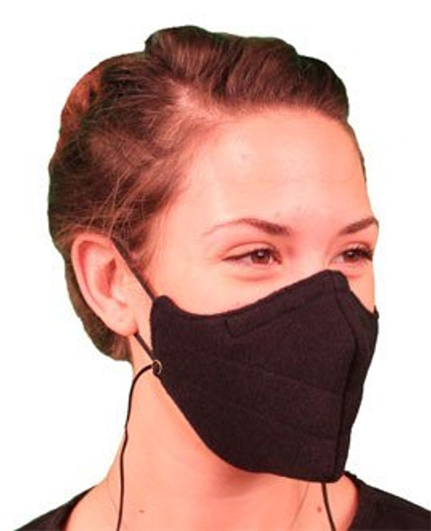 I Can Breathe Cold Weather Mask - Fit View