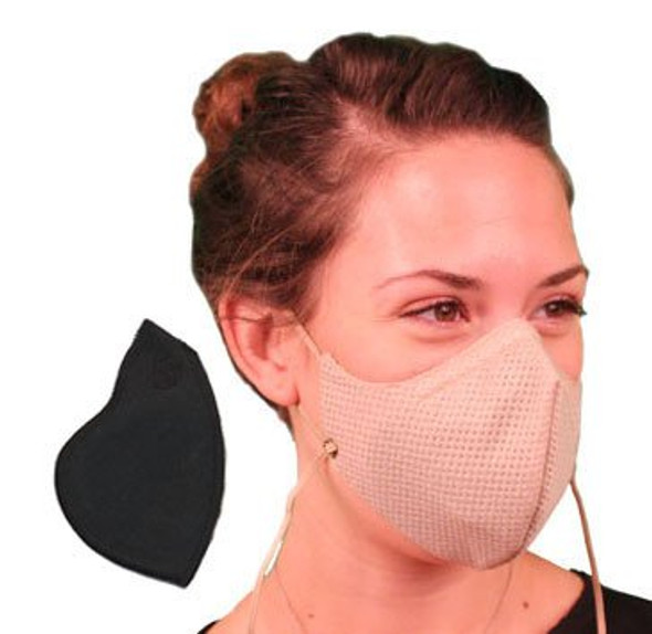 I Can Breath Allergy Mask - Fit View