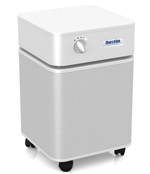 Austin Air Healthmate Jr + - White