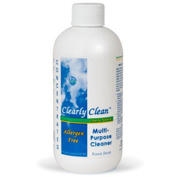 Clearly Clean Multi-Purpose Cleaner, 8oz Concentrate