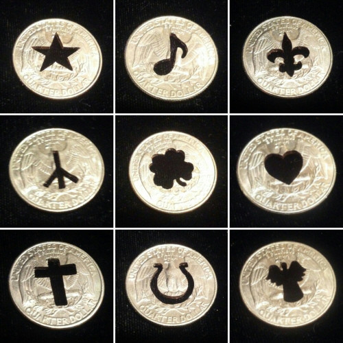 Penny Party Favor (Cent) - 9 popular designs to choose from!
