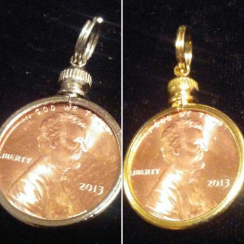 Just Coin Art, no cutting, no complication, priced just right!