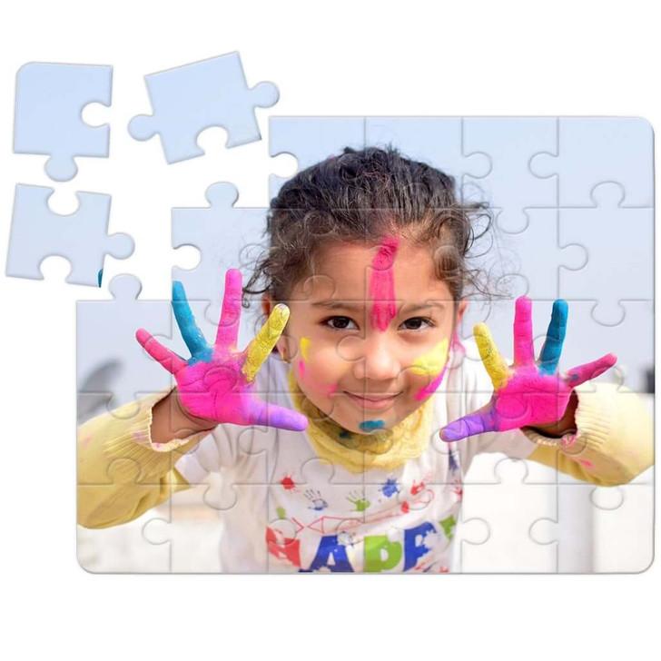 Photo Puzzle - 30 pcs  single photo with pieces