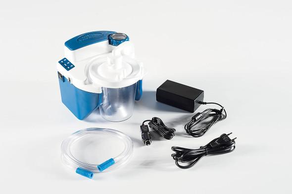 DeVilbiss VacuAide QSU Portable Suction Pump 7314P