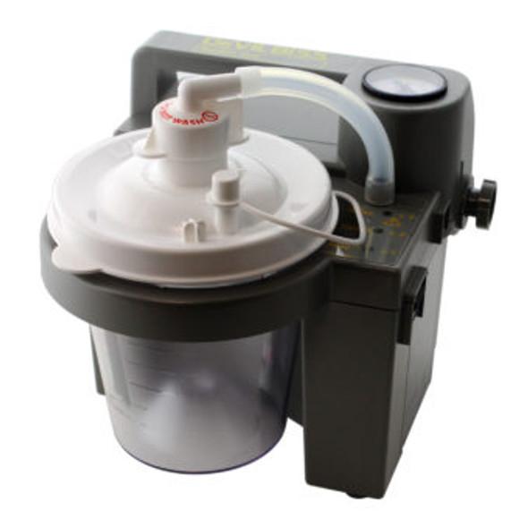 DeVilbiss VacuAide Portable Suction Pump 7305P-I