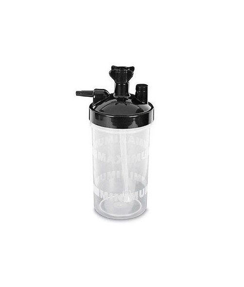 Bubble Humidifier Bottle for Oxygen Concentrator