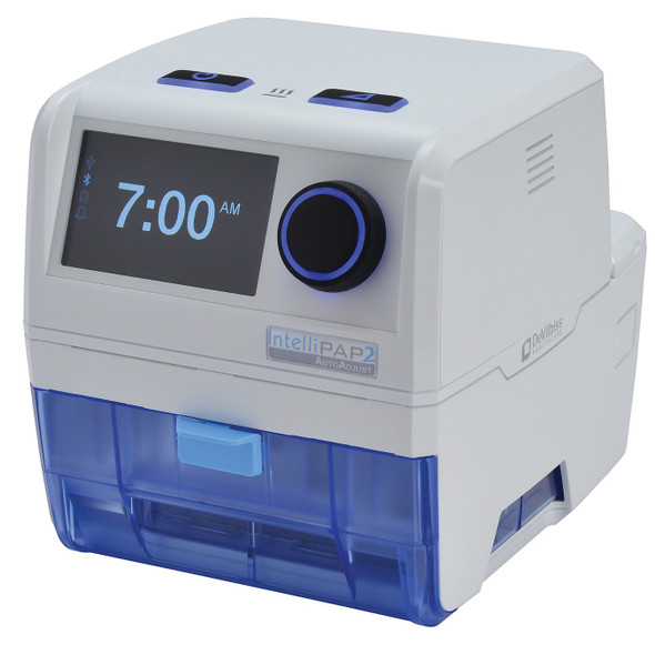 Devilbiss BLUE Auto with Heated Humidifier
