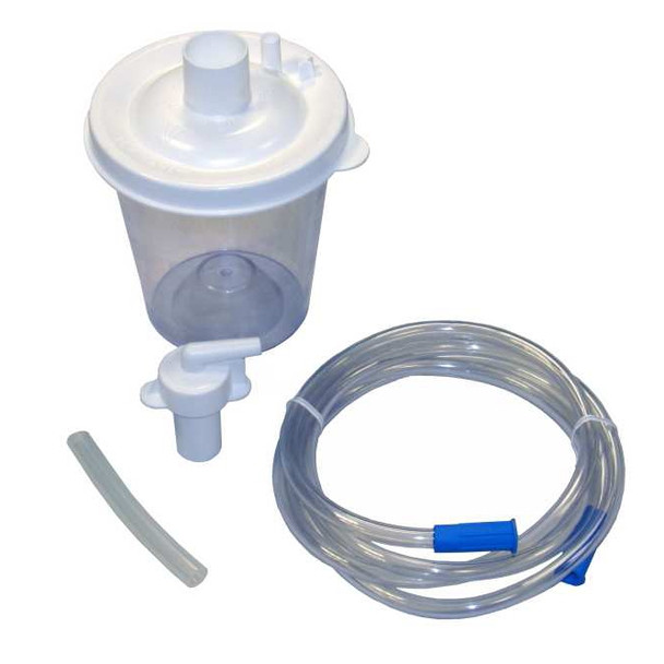 Devilbiss Disposable Canister Complete Kit with Internal Filter for Suction 7305P/7314P