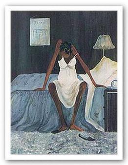 Blue Monday Pen Holder - Annie Lee