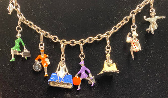 Annie Lee Collectible Charm Bracelet