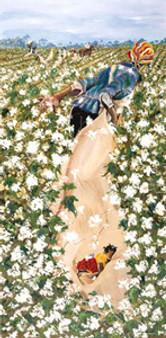 Mama Queen Art Print - Annie Lee