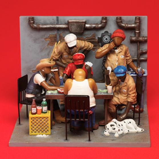 Annie Lee Figurine - Al Ain't Here  Figurine - Annie Lee