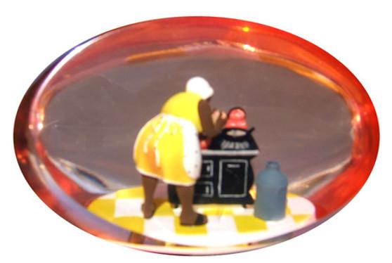 Hot Water Cornbread - Paperweight - Annie Lee