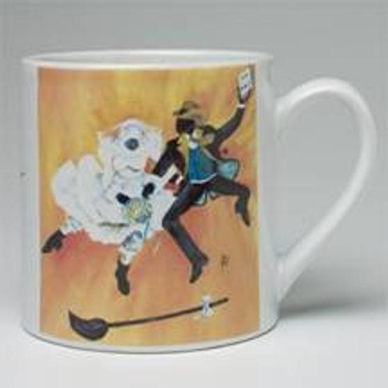 Jumping The Broom Mug