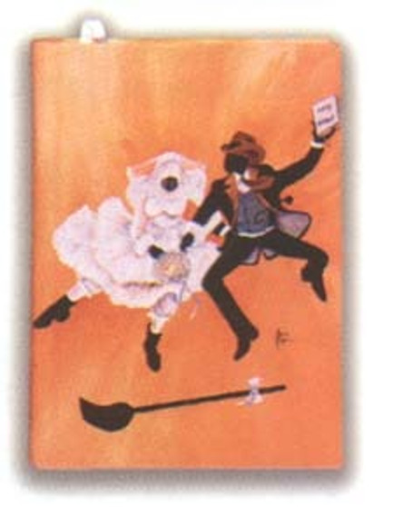 Jumping The Broom Journal - Annie Lee