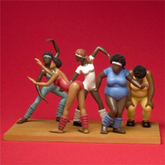 Stretch One & Two Figurine - Annie Lee