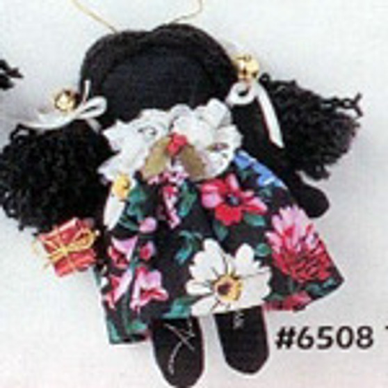 Terrie - Holly Dolly Cloth Ornament