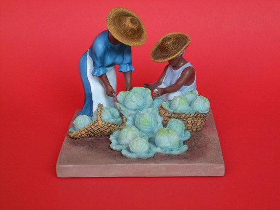 Cabbage Patch Figurine - Annie Lee