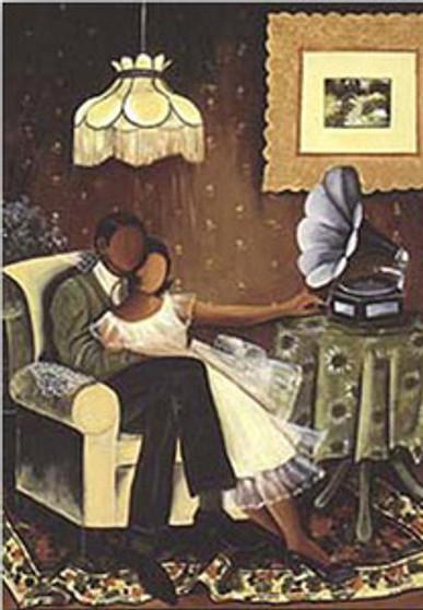 Love Song Art Print - Annie Lee