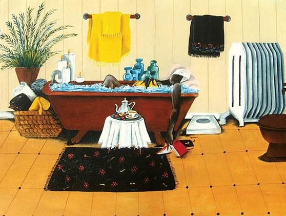 Steepin N Soakin (500 pieces) - Annie Lee