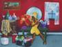 Hattie's Delight Puzzle (500 pieces) - Annie Lee
