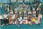 Cash Flow Art Print - Annie Lee