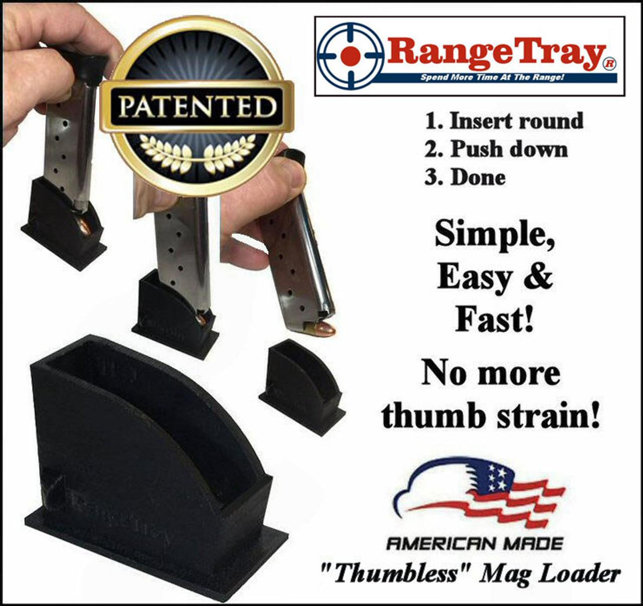 RangeTray
